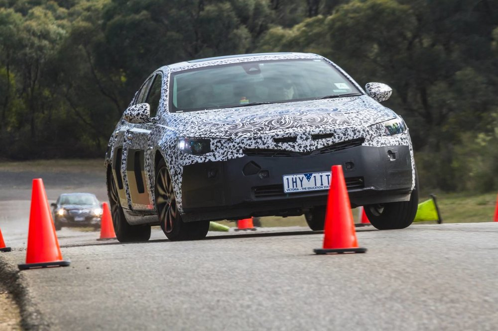 If only Holden were as proficient at launching new cars as it is at launching new Managing Directors - even if this latest one is a re-badged Toyota