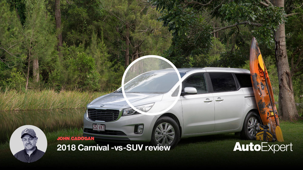 Top Reasons Why Kia Carnival Beats An SUV Auto Expert By John - Show me the car facts