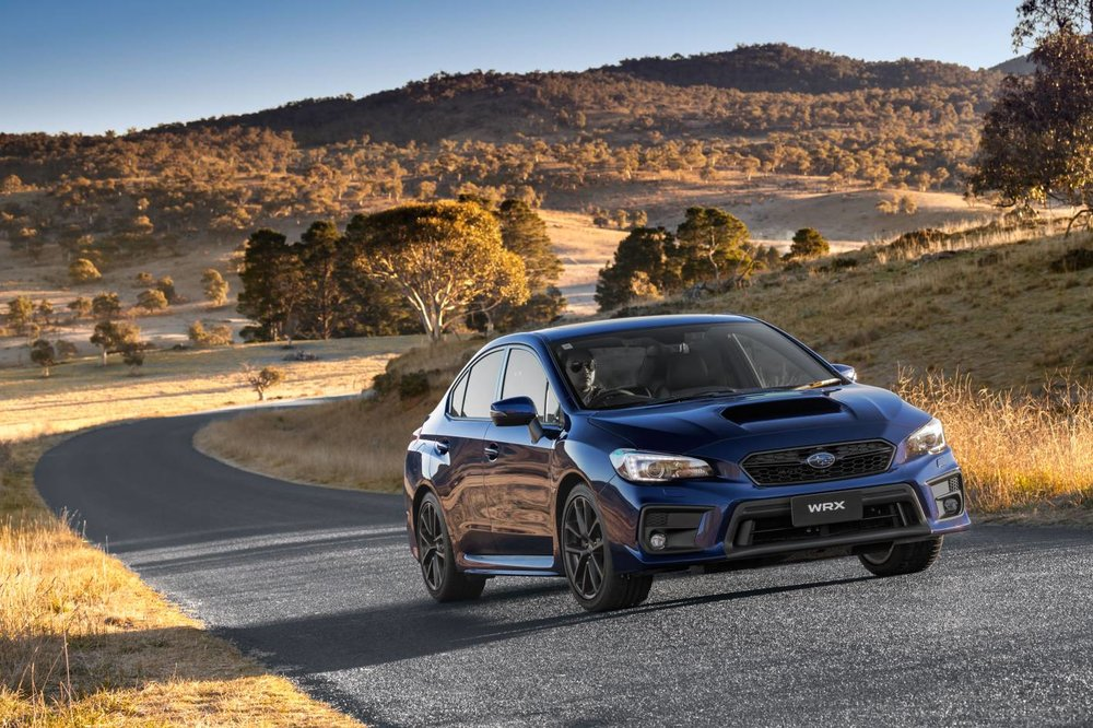 WRX remains insanely good value for money, and great fun to drive. It also rewards a bit of behind-the-wheel finesse
