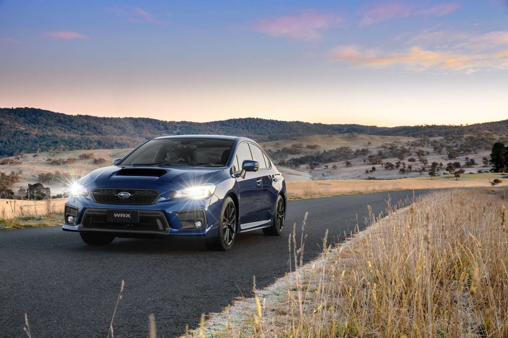 In the real world, buying a standard WRX doesn't mean much of a tradeoff - except in bragging rights
