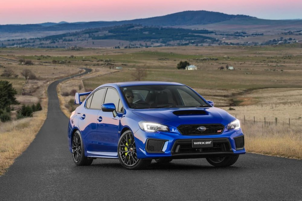 WRX STI is a harsh but quick and capable tourer - but you'll probably find it draining over long distances
