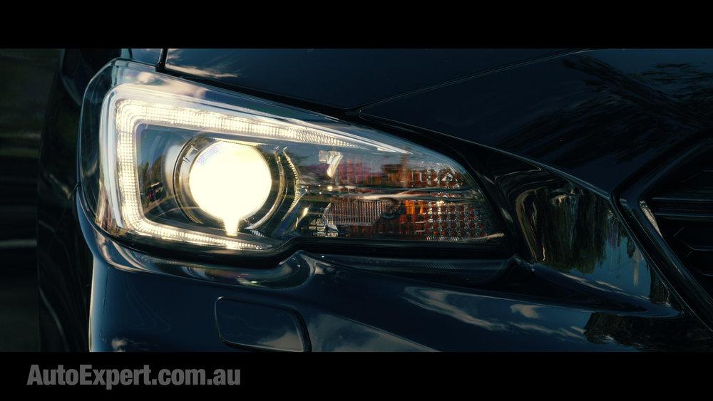 'Hawk-eye' lights are a stylistic move forward