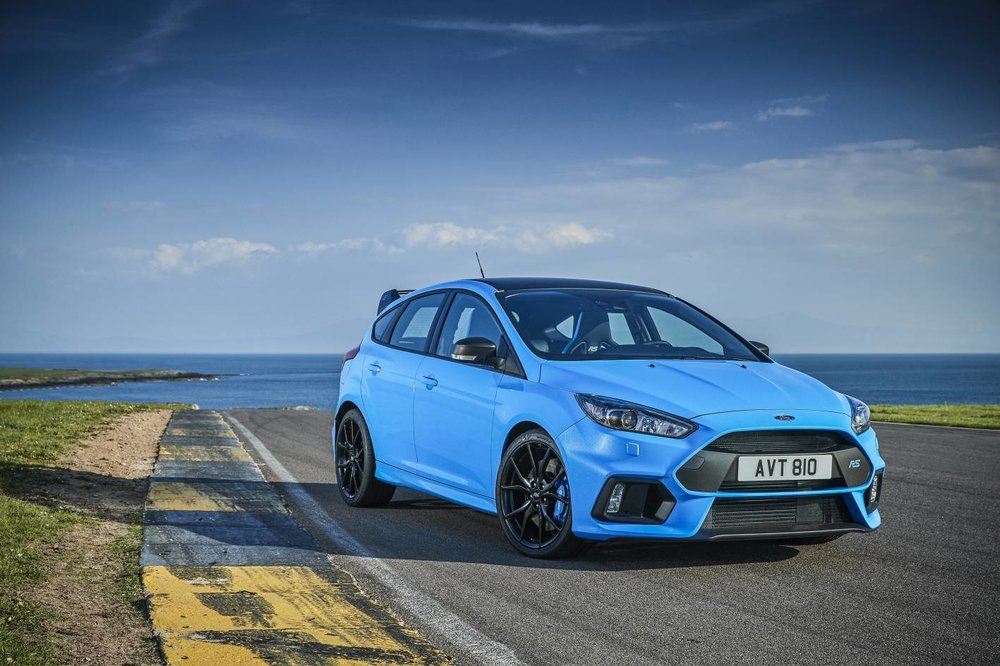Focus RS - dogged by reliability issues, and poorly supported