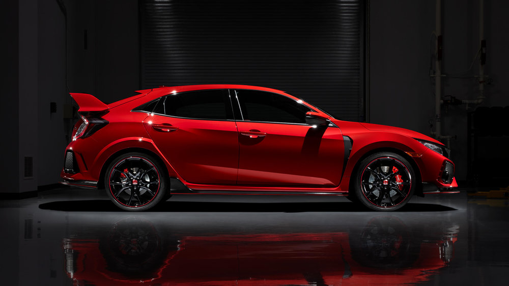 Civic Type R - impressive ... but not THAT impressive