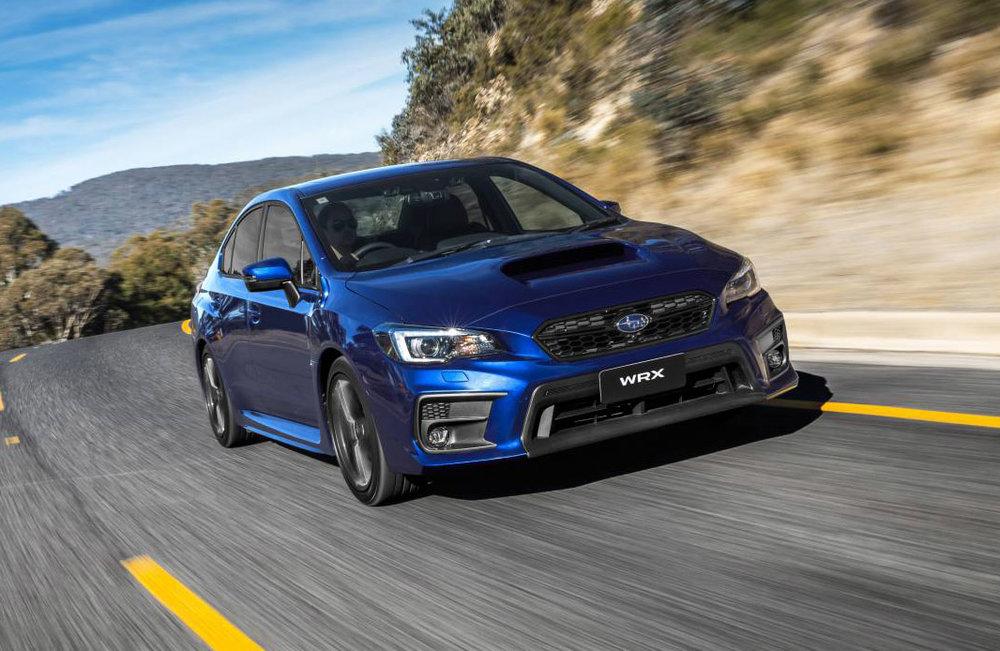 Subaru WRX — Auto Expert by John Cadogan - save thousands on your