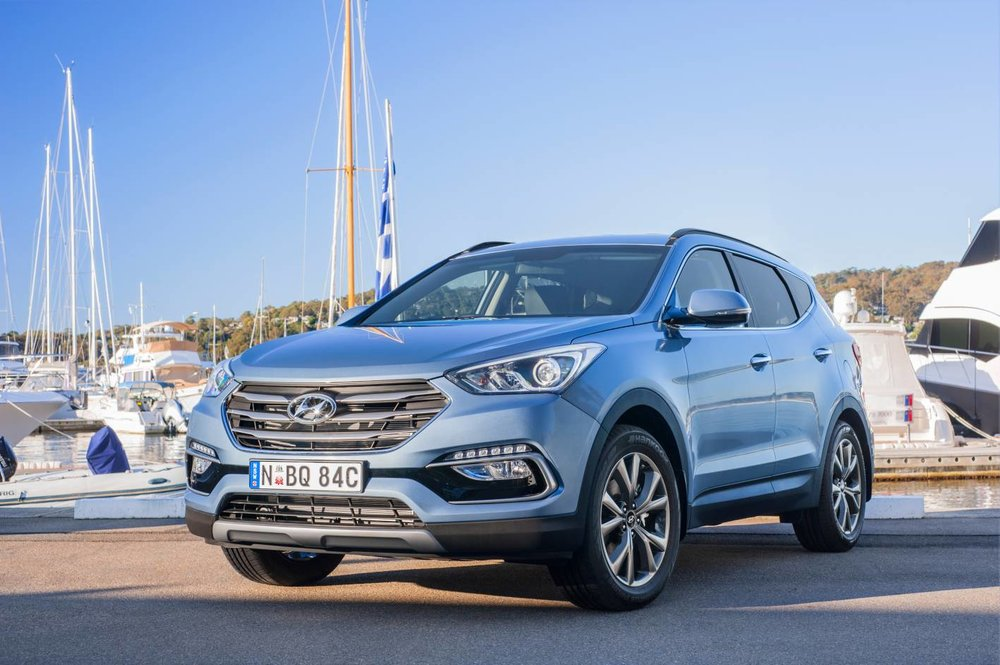 Santa Fe is one of the used vehicle market's best 'family transport' SUV options