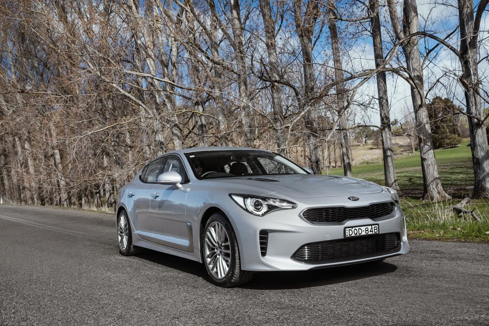 Kia Stinger base model