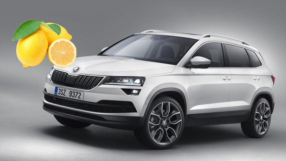 Skoda is an intelligence test. If you buy one, you fail.