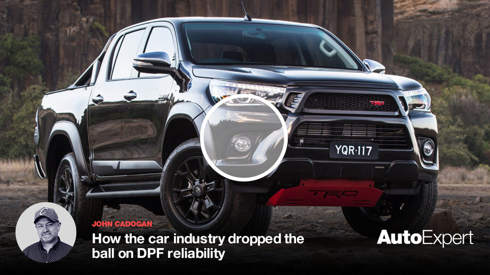 The Truth About Modern Diesel Particulate Filter Dpf Problems