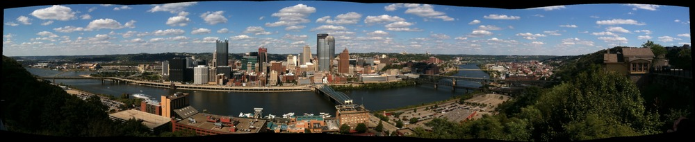 Pittsburgh Mobile Panos
