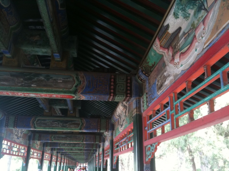 Beijing - Summer Palace - Mobile Photos