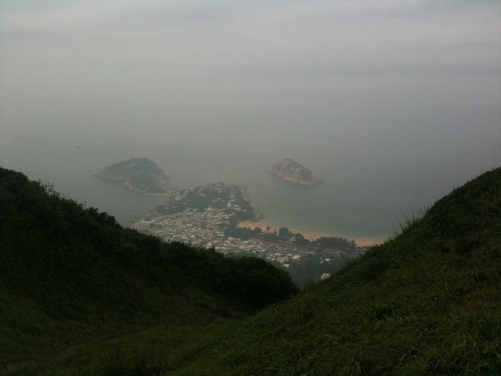 Hong Kong - Hiking Dragon's Back - Mobile Pics