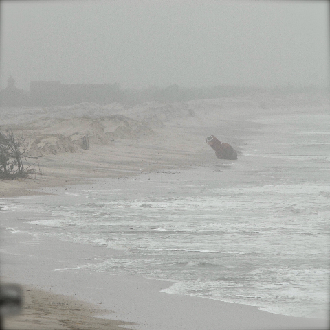 Nor'easter Aftermath - Delaware Beaches & Bay