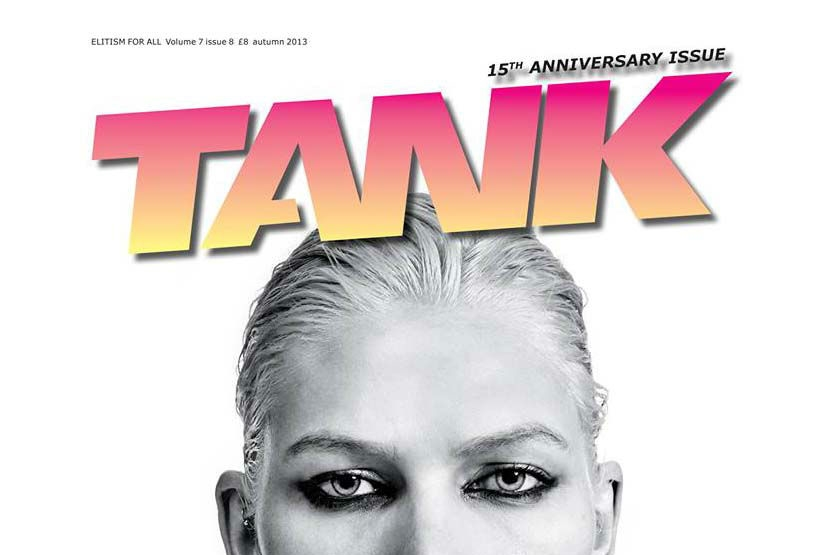 Tank Magazine: The Body Afropolitic