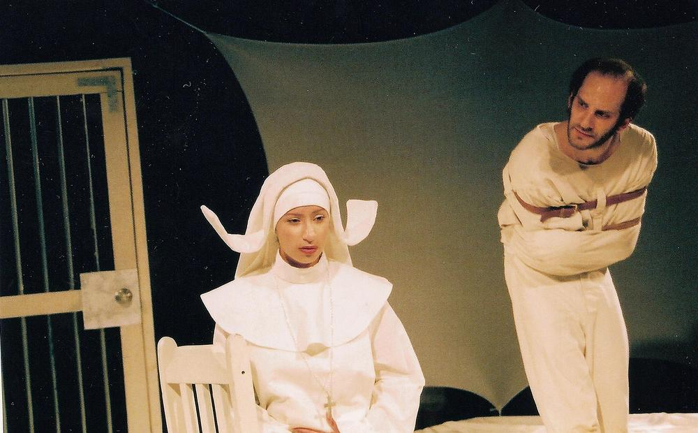 The Madman and the Nun by Stanislaw Ignacy Witkiewicz, The Mill 2004