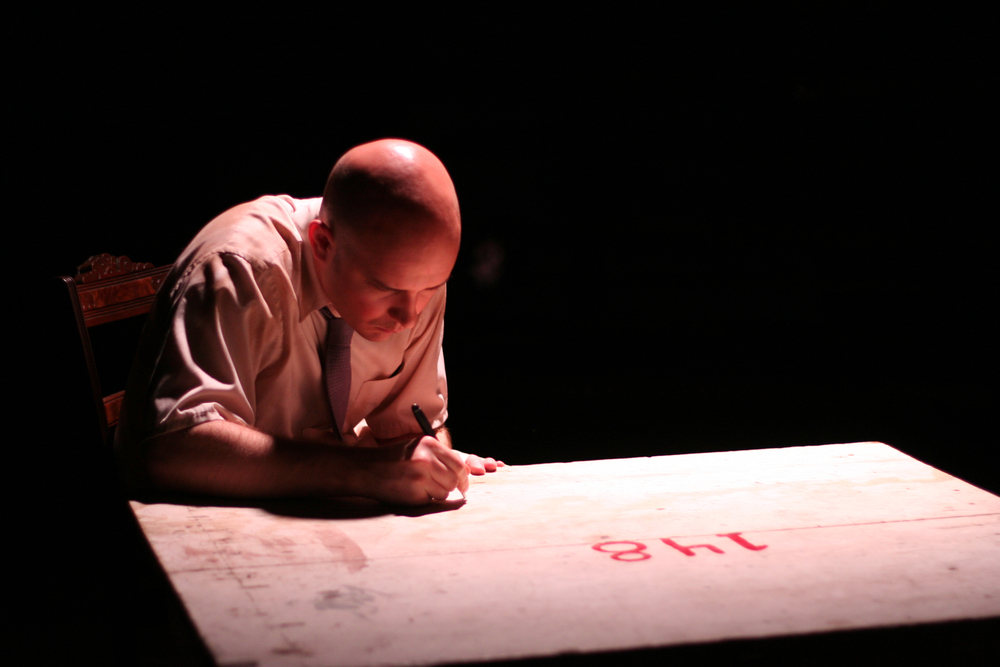 A Dream Play by August Strindberg, The Mill, 2007