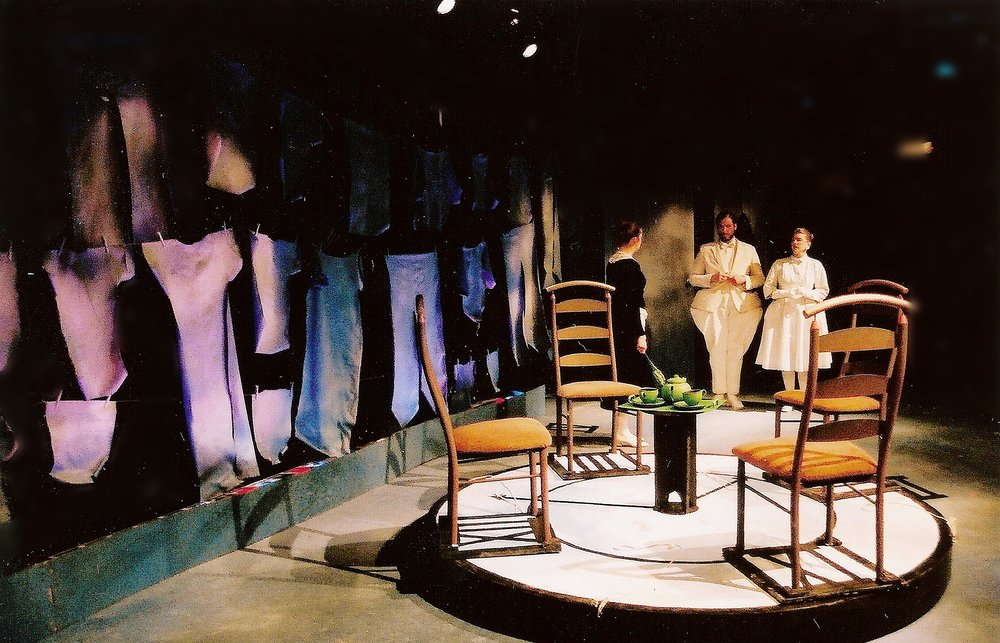 The Bald Soprano, Eugene Ionesco, The Mill 2005