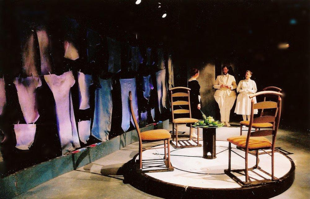 The Bald Soprano, Eugene Ionesco, The Mill 2005