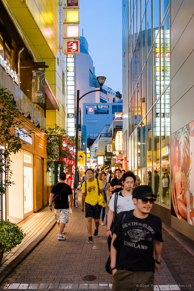 Streets of Tokyo - Shibuya.Fuji x100s