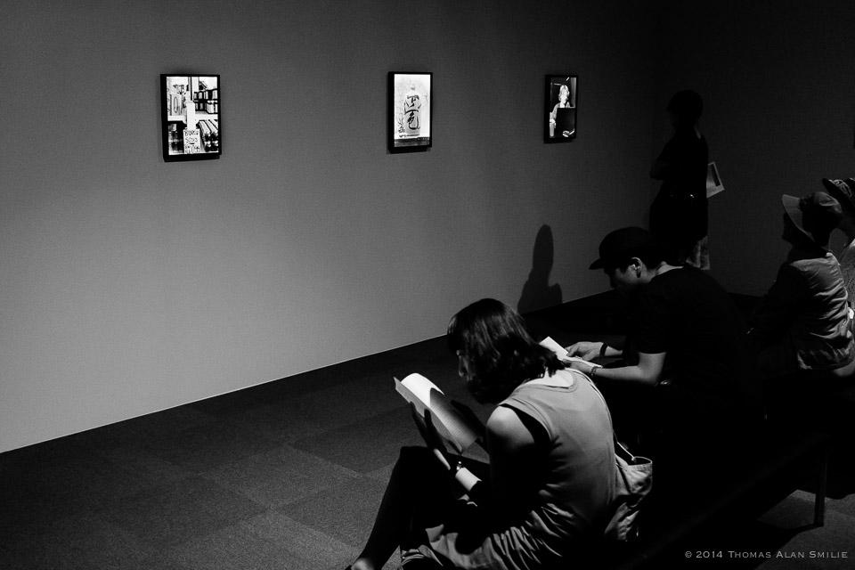 Tokyo Metropolitan Museum of Photography. Ebisu, Tokyo 2014.
