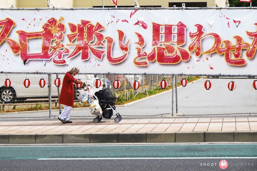 Makiminato, Okinawa. Fuji X-Pro1, 18-55mm f/2.8-4. Edited in VSCO Cam and Lightroom Mobile on my iPad Air.