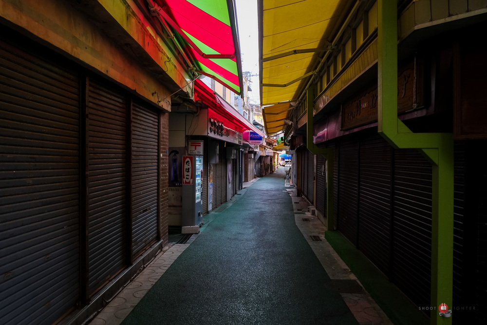 Okinawa, Japan. Fuji X-Pro1, 18-55mm f/2.8-4. Edited in Lightroom 5.6.  From my Light and Color Post.