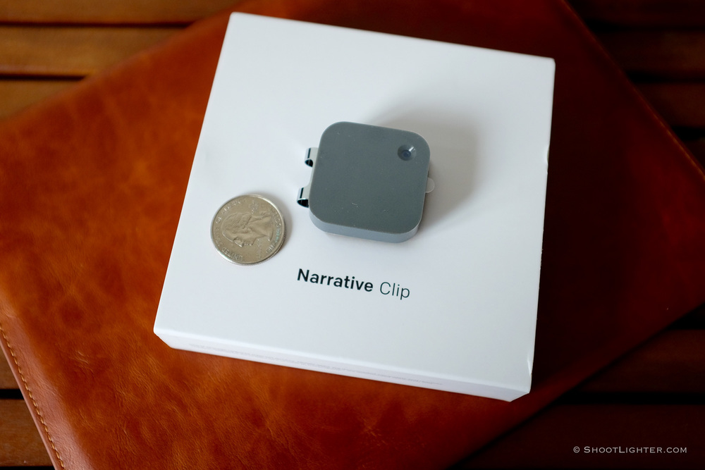 Narrative Clip from  Narrative
