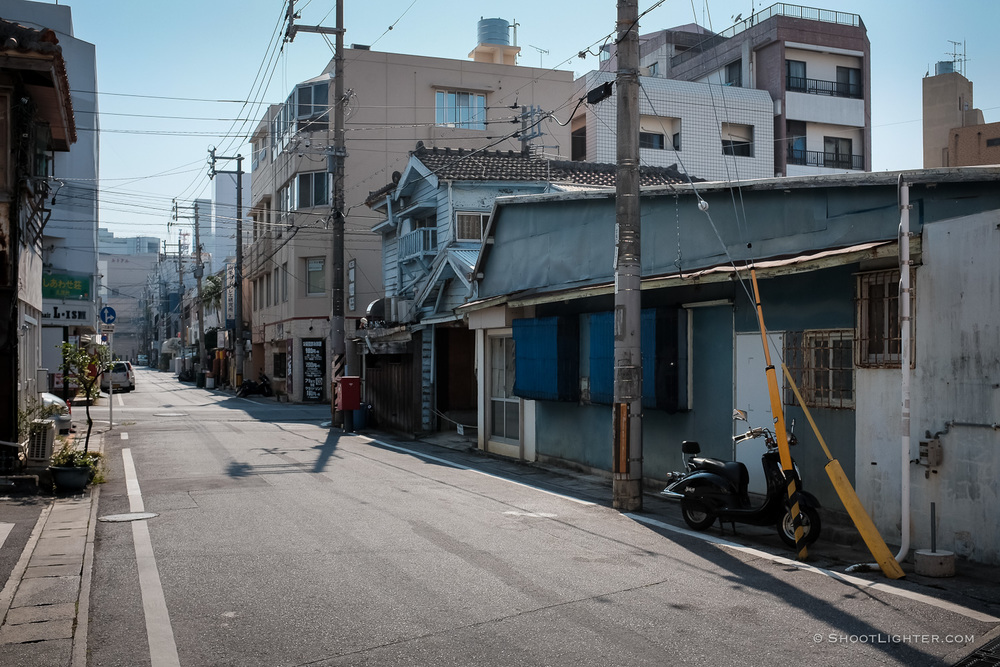 Naha, Okinawa, Japan. Fujifilm x100T.