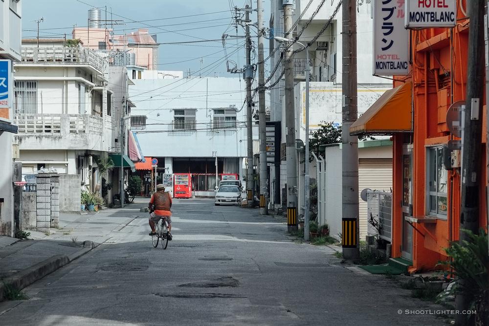 Okinawa City - Fuji X-Pro1, 56mm lens.