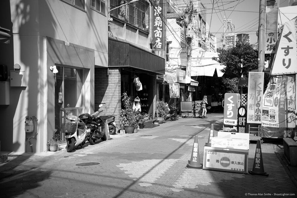 Naha, Okinawa, Japan. Fujifilm x100t, f/2.8, 1/200 sec, ISO 200.
