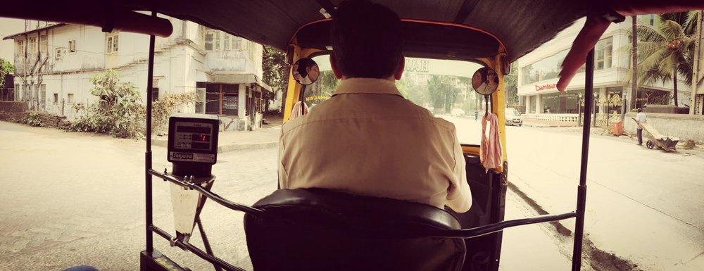 My love of Rickshaws will be never ending.