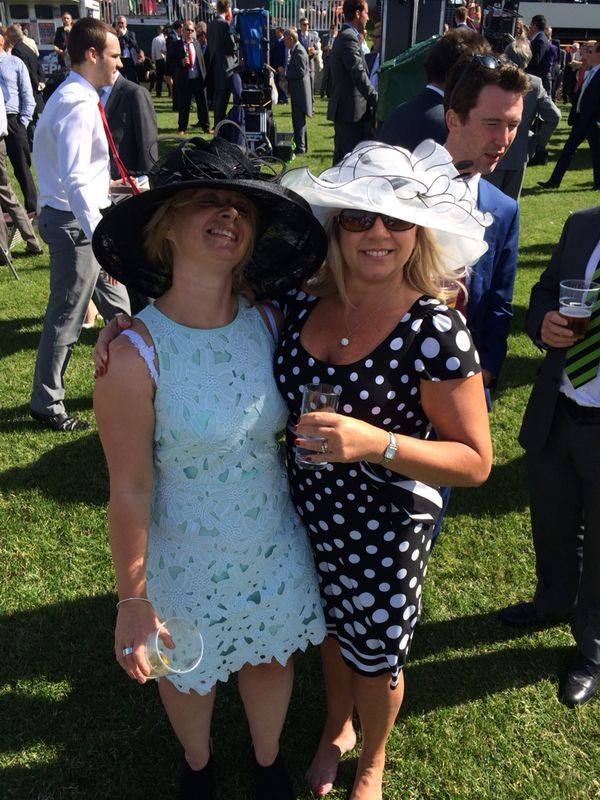 Ladies Day at The Races, Ascot