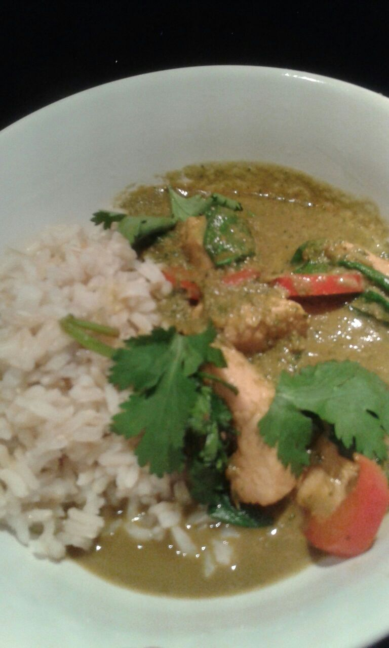 red green thai curry motivate change live