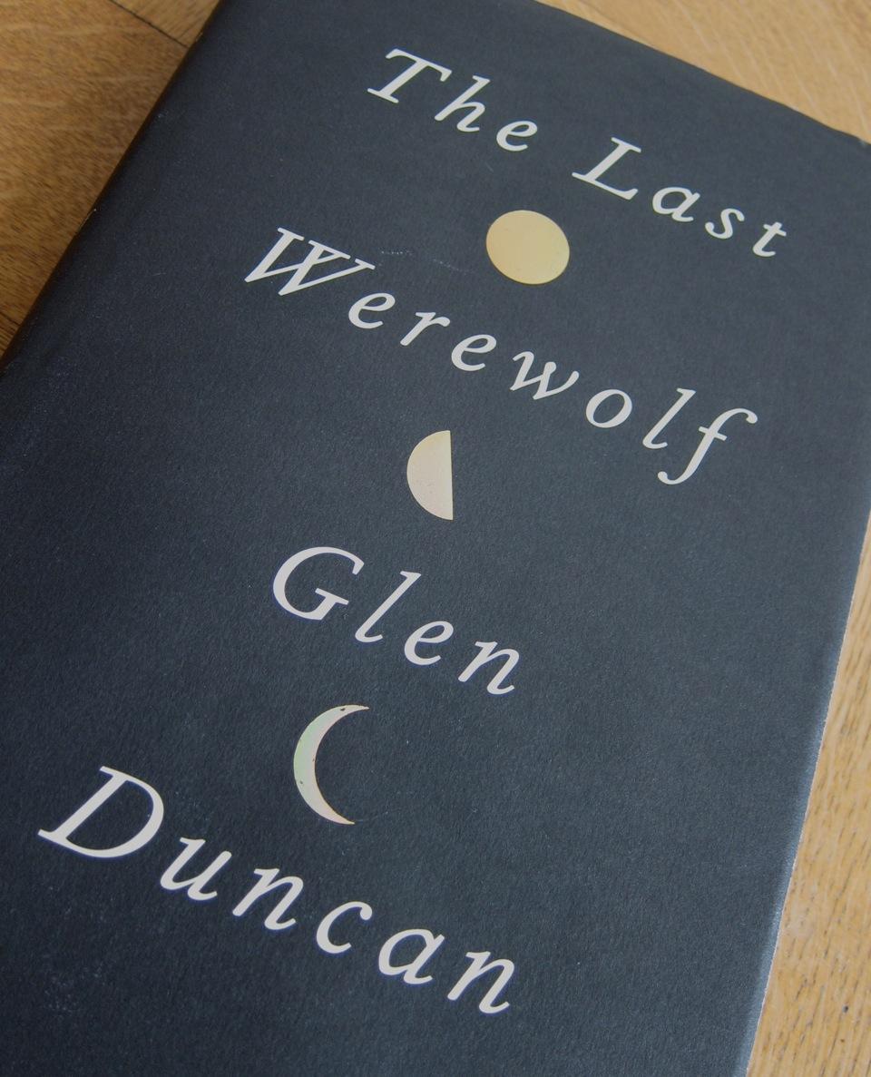 Lovely book/object from Glen Duncan