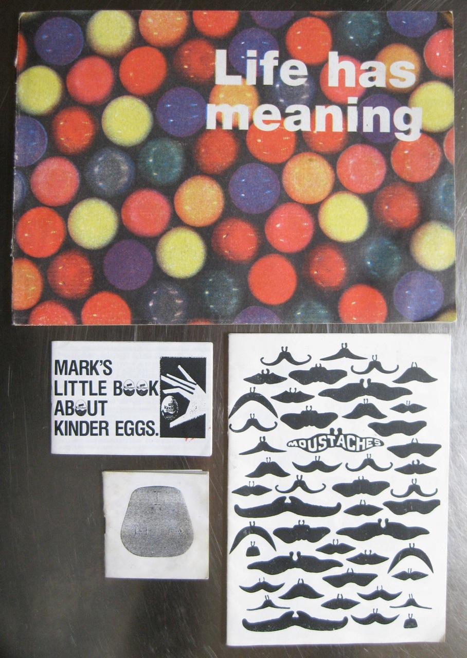 Mark Pawson's little books