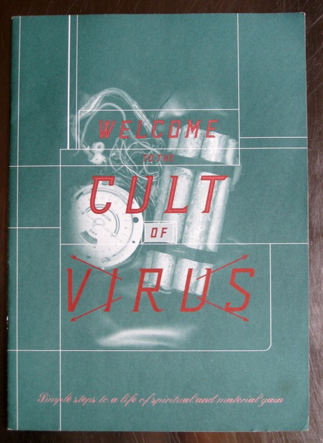 Virus fonts by Jonathan Barnbrook
