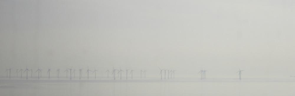 windmills on the øresund