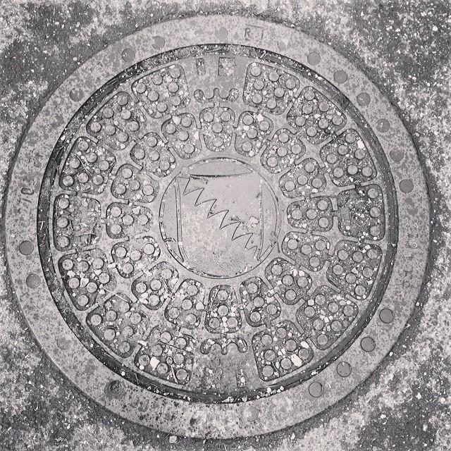 #manholecover Jersie Denmark