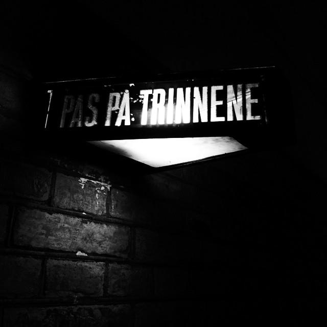 #sign #signage #copenhagen #alleyways #typography