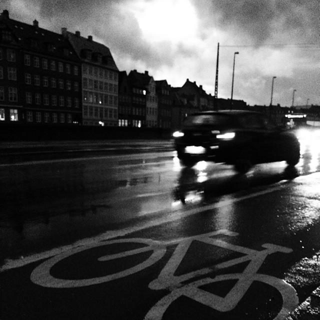 #summer #downpour in #copenhagen - #rain #storm #water #vscocam