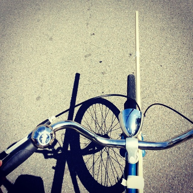 I am #donquixote - tilting and danish windmills - #cykle #copenhagen #summer