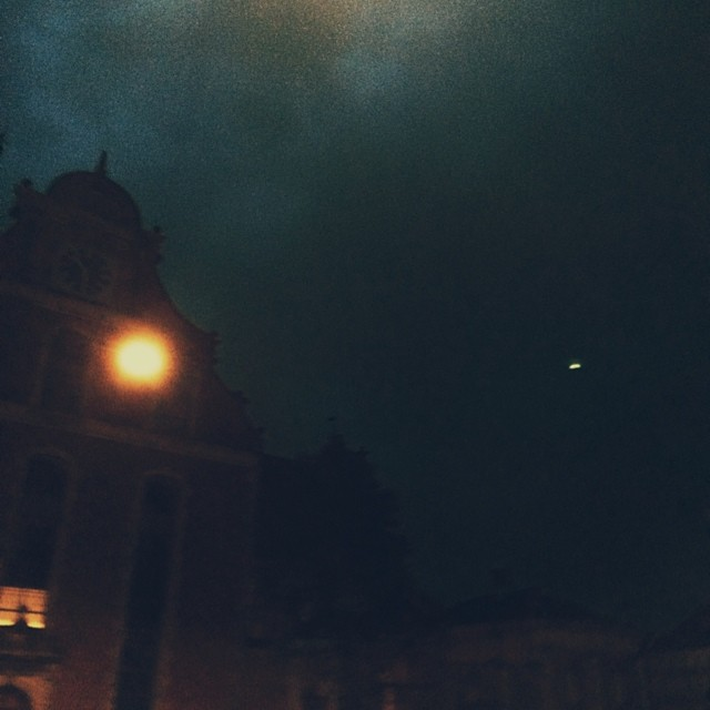 #moody and #spooky night in #copenhagen #vscocam #vscogod