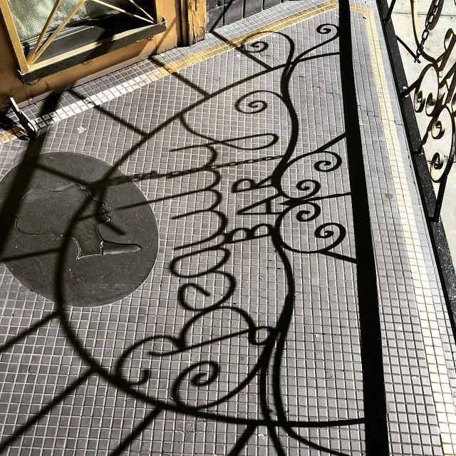 #typography #shadow #missionsf