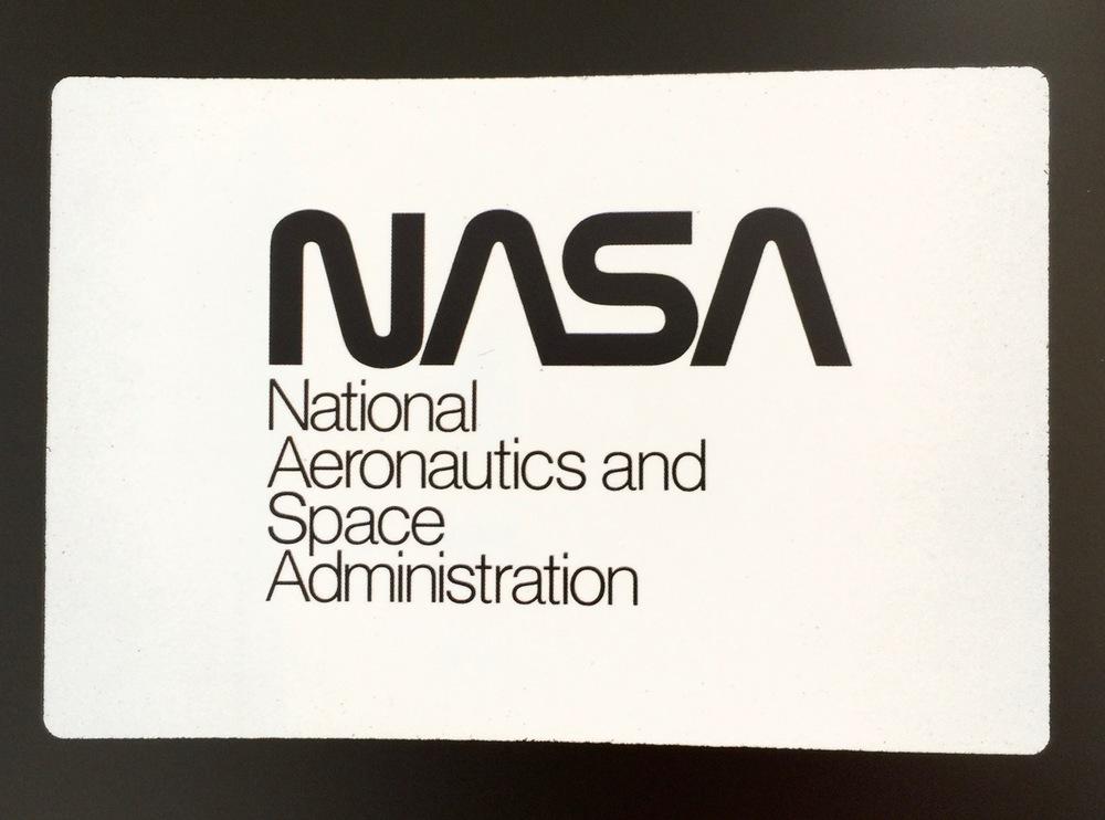 NASA 'worm' identity