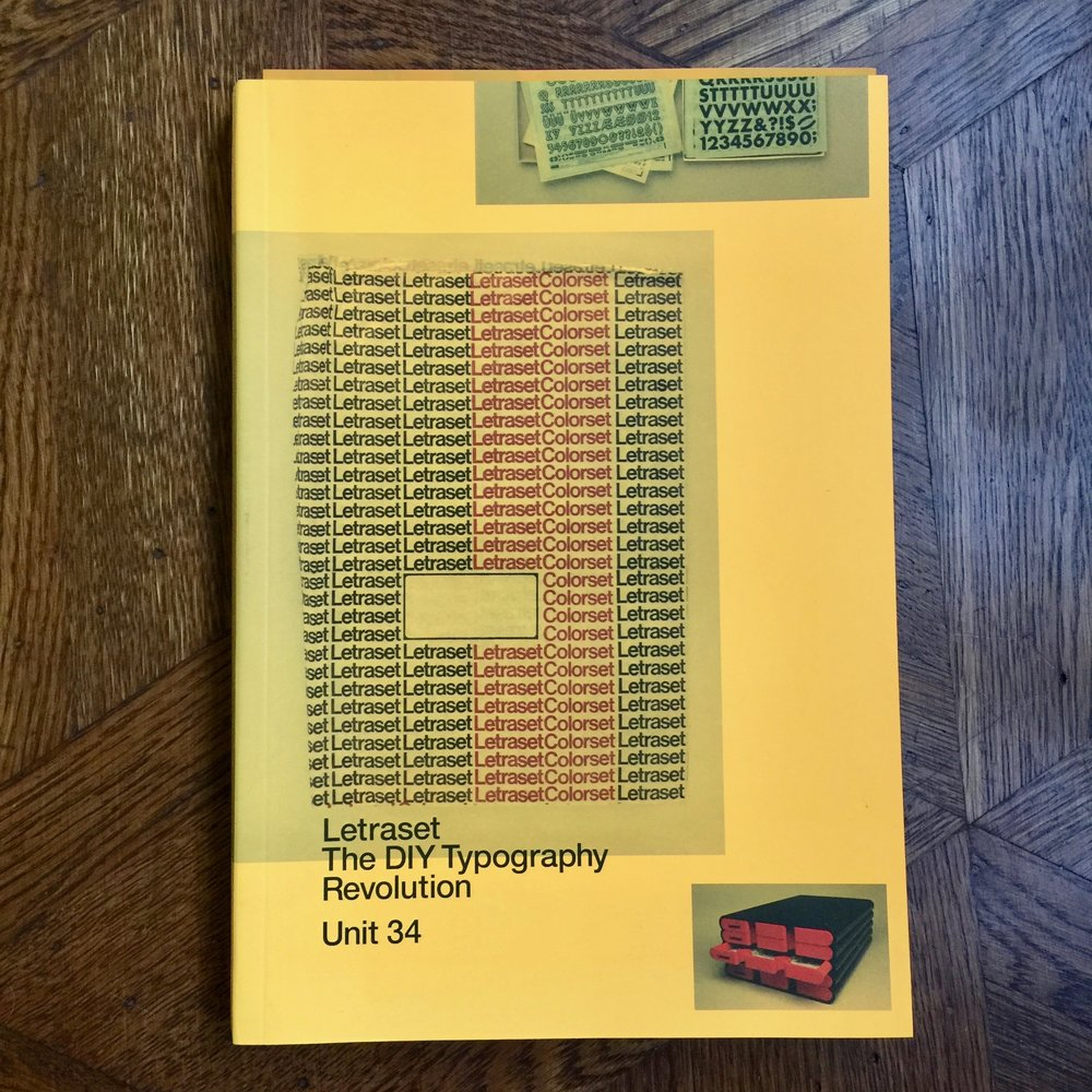The Letraset Legacy -
