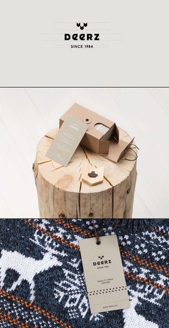 Разработка фирменного стиля для магазина одежды