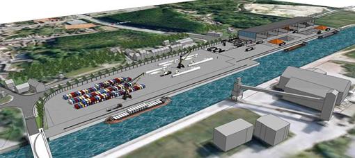 Voies hydrauliques bull btp - Port autonome du centre et de l ouest ...