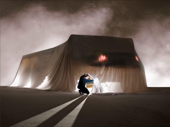 Volvo Construction Equipment dévoilera à la Bauma son «BIG » tombereau de 60 tonnes. Ce nouveau modèle A60H sera indubitablement l'une des stars du salon    © BULL BTP