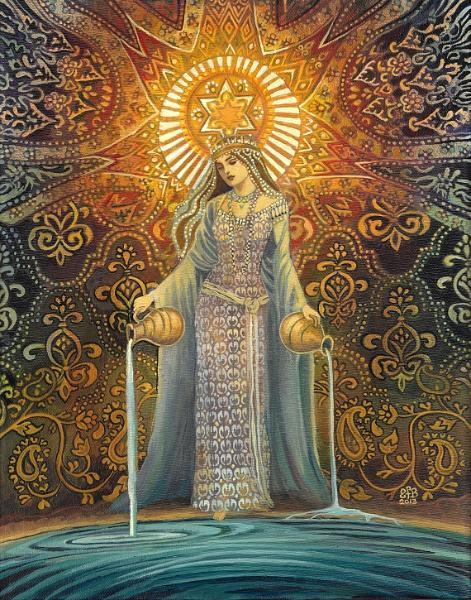 The  Star Tarot by  Emily Balivet