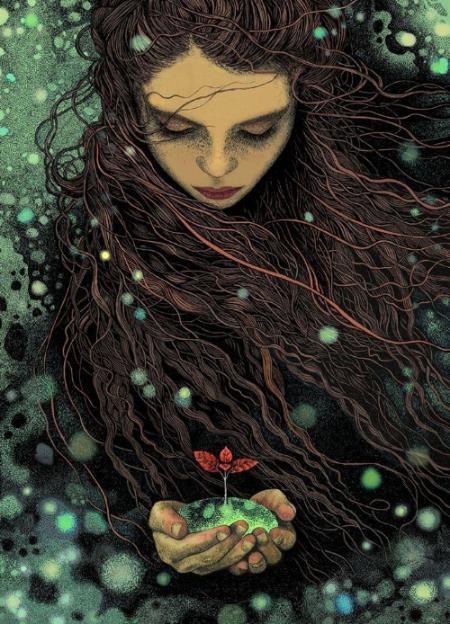 Art by Magdalena Korzeniewska